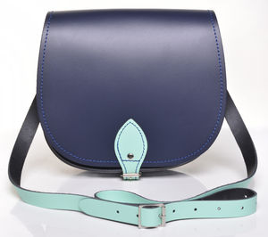 Peppermint Patty Saddlebag - gifts £50 - £100