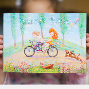 Personalised Children's Book