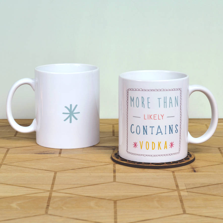 39 More Than Likely To Contain 39 Ceramic Mug By Oakdene