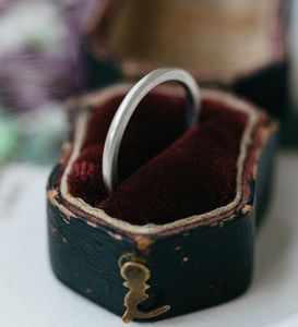 Skinny Wedding Ring