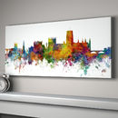 Durham City Skyline