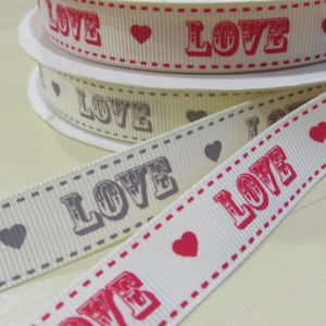 Love Ribbon For Valentines Day - shop by category