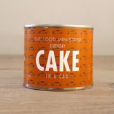 Birthday Cake In A Can - food & drink