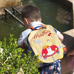 Personalised Boy's Backpack - personalised gifts