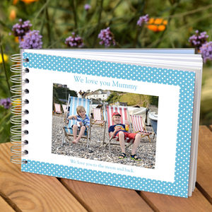 Personalised Mum Book - albums & guest books