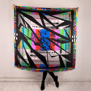 Indus Silk Scarf - new season scarves