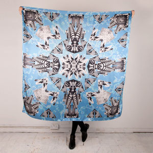 Mensa Silk Scarf - new season scarves