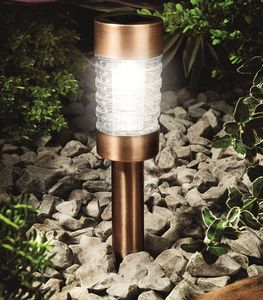 Garden Marker Light In A Luxurious Copper Finish - lighting
