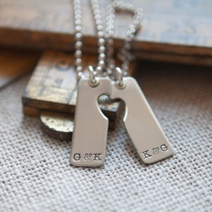 'One Of A Pair' Necklace - gifts for him