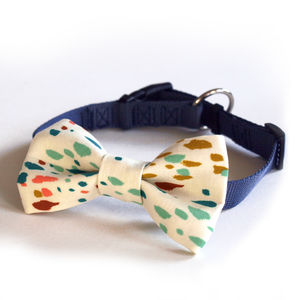 Paint Dog Bow Tie - dogs