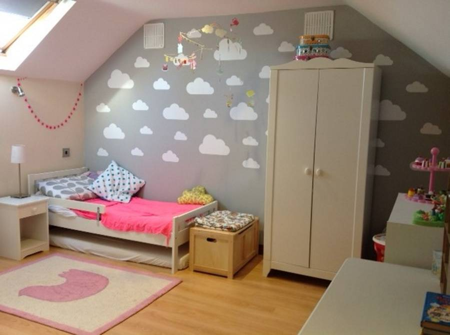 Cloud Wall Stickers Part 24