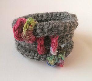 Wool Bangles - bracelets & bangles