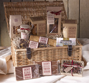 Luxury Yorkshire Hamper - gifts for him