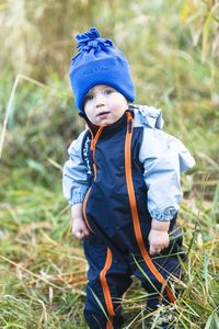 Baby And Toddler All In One Rain Suit