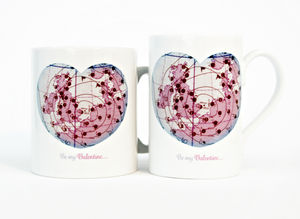 Personalised Valentine's Day 'Be My Valentine' Mug - personalised gifts for him