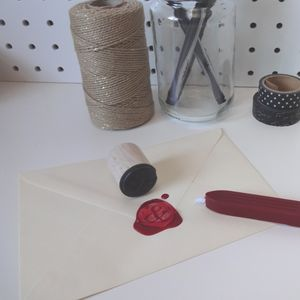 Ampersand Wax Seal
