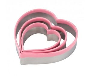 Cookie Cutters / Three Hearts