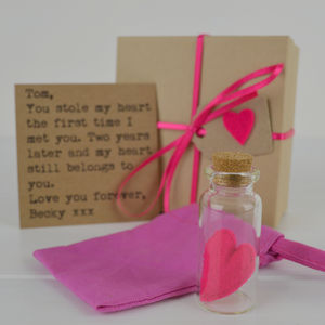 Valentine's Day Love Token Gift