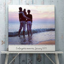 Personalised Message Photo Canvas Or Print