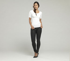 Perfect White T Shirt - winter sale