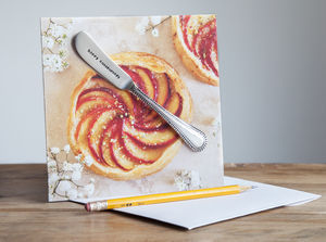 Personalised Knife Anniversary Card - wedding, engagement & anniversary cards
