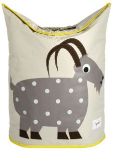 Goat Children's Laundry Hamper