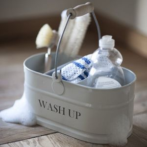 Washing Up Tidy - kitchen accessories