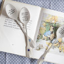 Personalised Birthstone New Baby Spoon