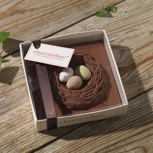 Chocolate Nest - easter chocolate