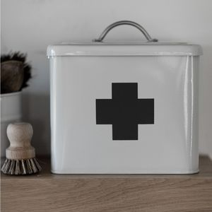 First Aid Box - boxes