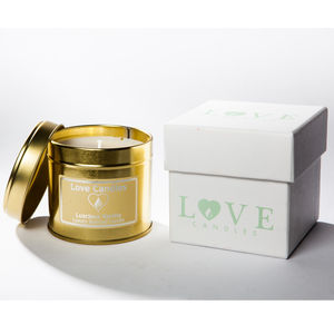 Vanilla Scented Candle - candles & home fragrance