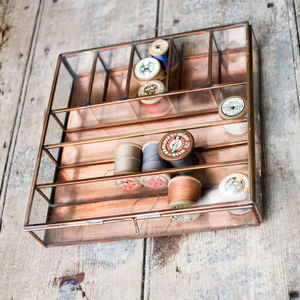 Copper Collections Box