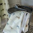 Equestrian Horse Racing Tea Towel