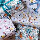 Gift wrap selection