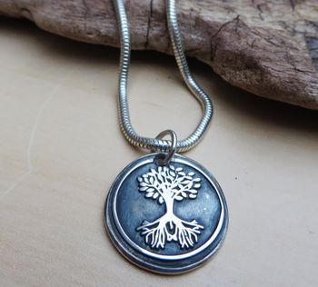 Silver Tree Seal