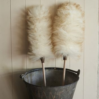 Lambswool Duster