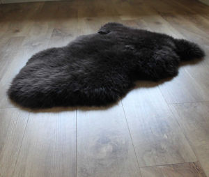 Standard Sheepskin Rug Variety Of Colours - rugs & doormats