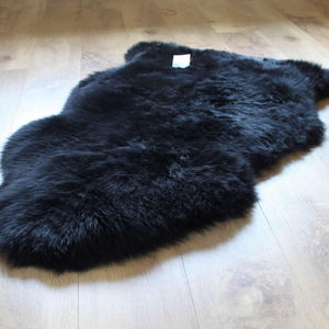 Premium Sheepskin Rug Variety Of Colours - rugs & doormats