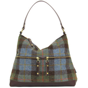 Harris Tweed Hobo Hunting Macleod