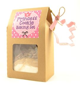 Princess Cookie Baking Set