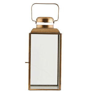 Brass Lantern - home accessories