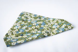 Tilly Liberty Fabric Dog Bandana - dogs