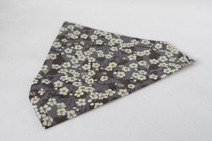Willow Liberty Fabric Dog Bandana