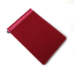 Stripe Felt iPad Mini Case - womens