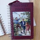 'Enid's Ugly Duckling' Upcycled Notebook