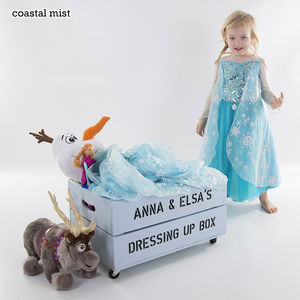 Personalised Dressing Up Box - toy boxes & chests