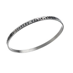 Personalised Memory Bangle