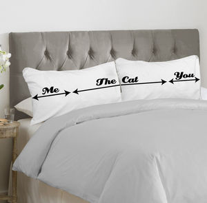 Personalised Bed Hogger For Pets - pet-lover