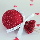 Personalised Love Decoration