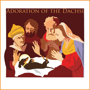 Adoration Of The Dachsi